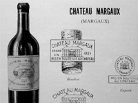 Most expensive bottle of wine ever broken: Chateau Margaux 1787