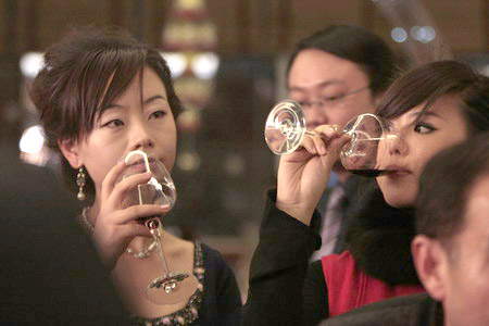 Significant Wine Consumption Increase in China