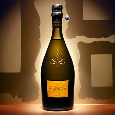 Champagne Veuve Cliquot - La Grande Dame Brut