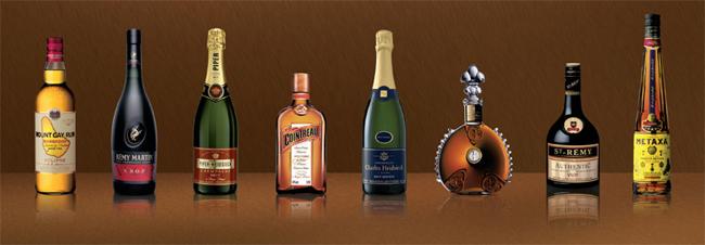 Rémy Cointreau Brands